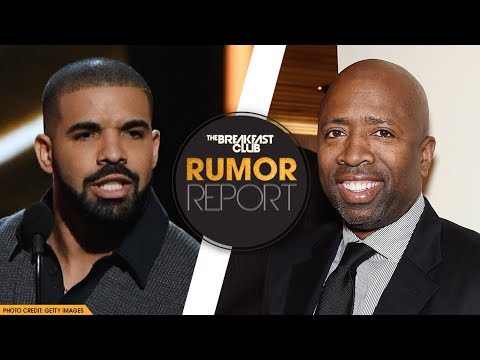 Kenny Smith Roasts Drake For Ghost Writing  at NBA Awards