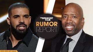 Kenny Smith Roasts Drake For Ghost Writing  at NBA Awards