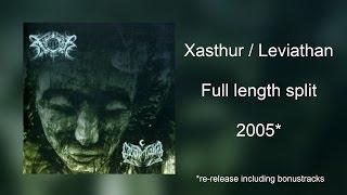 Xasthur - Xasthur & Leviathan (Full split)
