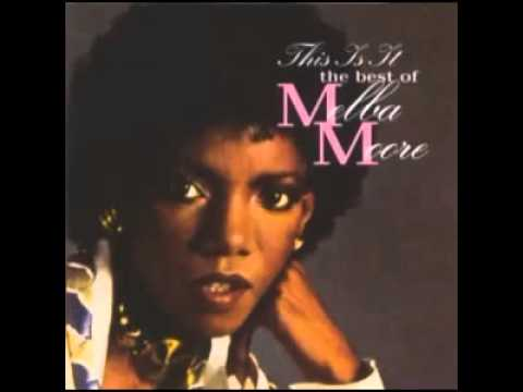 Melba Moore(Livin for your love) 1983