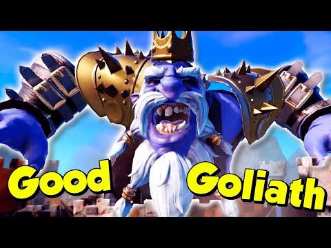 El Rey, La Bruja y el Gigante - Good Goliath VR