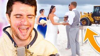 Les pires fails de mariage (c'est magnifique j'en veux encore)