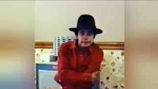 Michael Jackson making Funny Video (Rare)