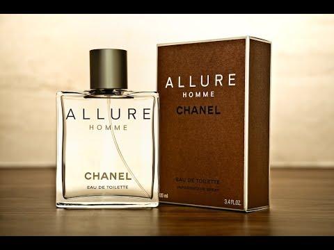 chanel allure homme fragrance review 1999 youtube. Black Bedroom Furniture Sets. Home Design Ideas