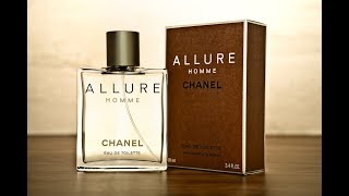 Chanel Allure Homme Fragrance Review (1999)