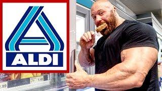 Aldi Bodybuilding Einkauf!