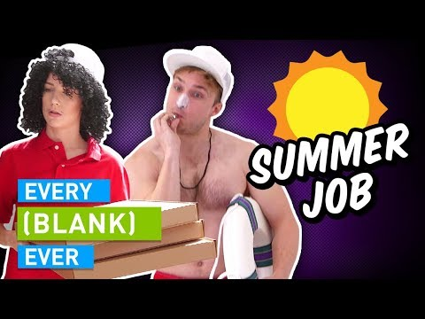 All Summer Jobs You'll Be Ever Offerred
