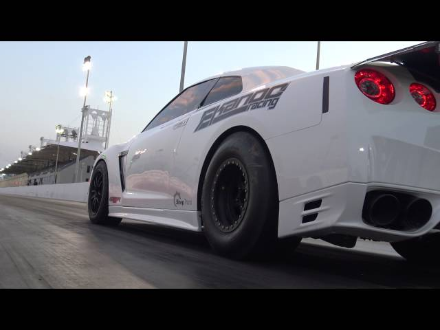 Quarter Mile World Record For The Nissan Gt R Falls Again Video Drivespark