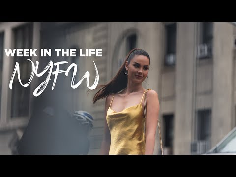 WEEK IN THE LIFE: Catriona Gray's Full New York Fashion Week 2019 Experience