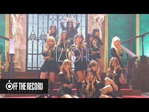 [IZ*ONE] [👀] 190917 IZ*ONE (아이즈원) - 'Vampire' MV Behind