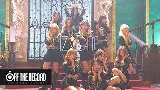 IZ*ONE (아이즈원) - 'Vampire' MV Behind