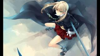 ♥Nightcore- Black Papermoon (MALE VERSION)