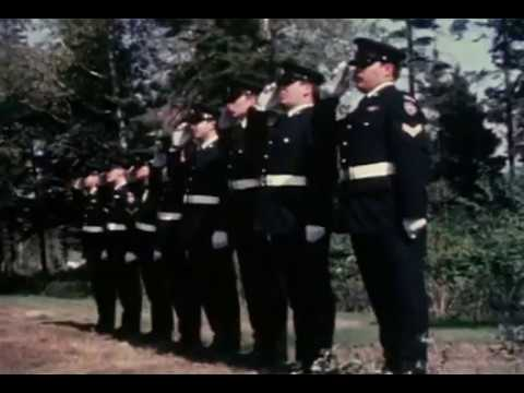 CND Military Training Video - Diefenbaker's Funeral