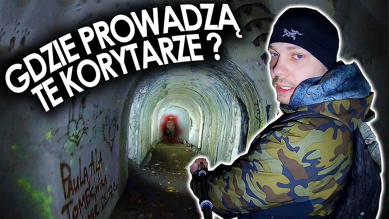 Wnętrzności fortu Beniaminów - Urbex History