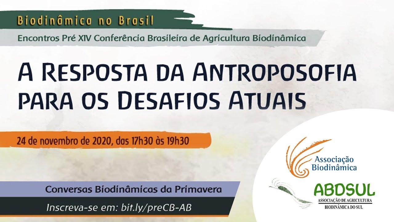 Conversas Biodinâmicas - A resposta da Antroposofia para os desafios atuais (Joan Antoni Melé)