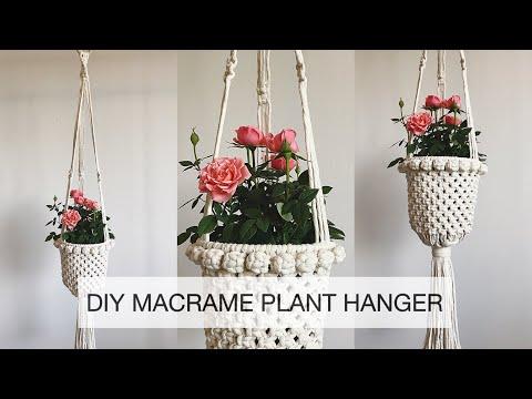 diy:-easy-macrame-plant-hanger-|-macrame-tutorial-|-plant-hanger-#4