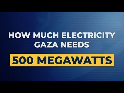 Israel To Start Exporting Natural Gas To The Gaza Strip