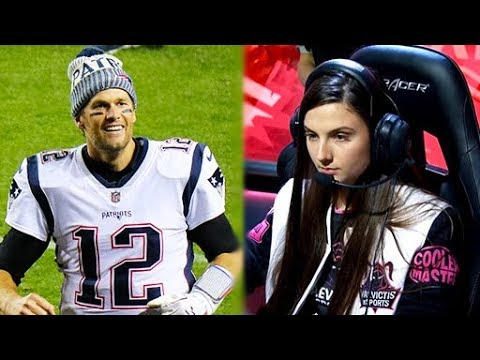 All Female League of Legends Team Loses by Biggest Margin Ever, Tom Brady's Questionable Post on IG thumbnail