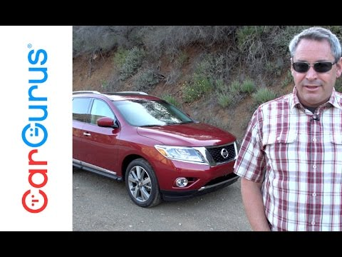 2016 Nissan Pathfinder | CarGurus Test Drive Review