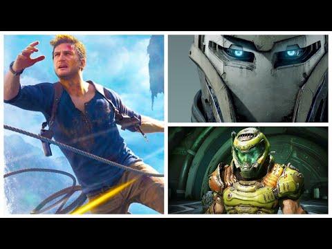 PlayStation 5, фильм Uncharted, отзывы DOOM Eternal, бета Disintegration, Dying Light 2 | За неделю