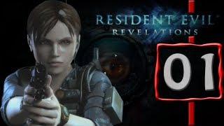 Vamos jogar Resident Evil Revelations Para as profundezas Episódio 1-1 detonado PC - 01