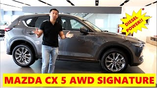 2020 Updated Mazda CX5 AWD Signature!!