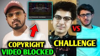 Amit Bhadana Video on Copyright By Tips music | Carryminati Challenge Mortal | BB ki Vines