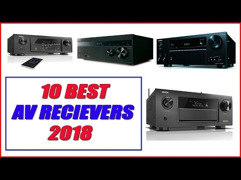 Repeat Top 3 Best Audio Video Receiver To Buy 2017 | Audio