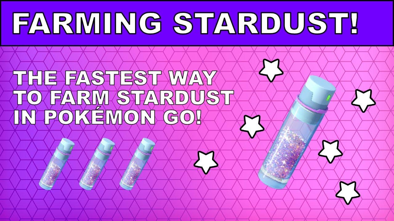 Pokemon Go Fastest Way To Farm Stardust Go Battle League Speed Losing Wishmkr Youtube