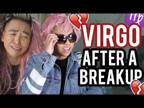 VIRGO - Zodiac Signs after a Breakup 💔 ♍ - YouTube