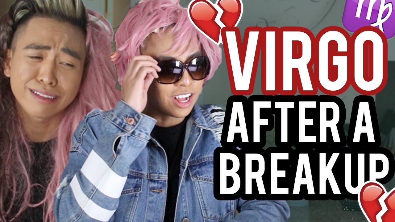 VIRGO - Zodiac Signs after a Breakup 💔 ♍