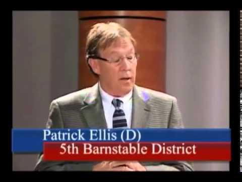 Oct 30, 2012 debate between Randy Hunt and challenger Patrick Ellis