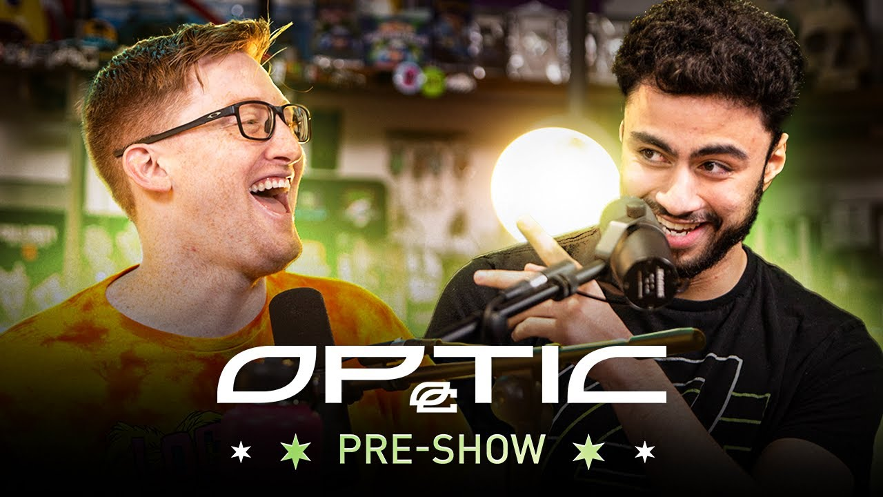 THE MEETING THAT CHANGED EVERYTHING | The OpTic Preshow