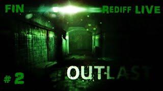 Outlast Ep.2 : Wallrider [Rediff LIVE] - Quartzall. [FIN]