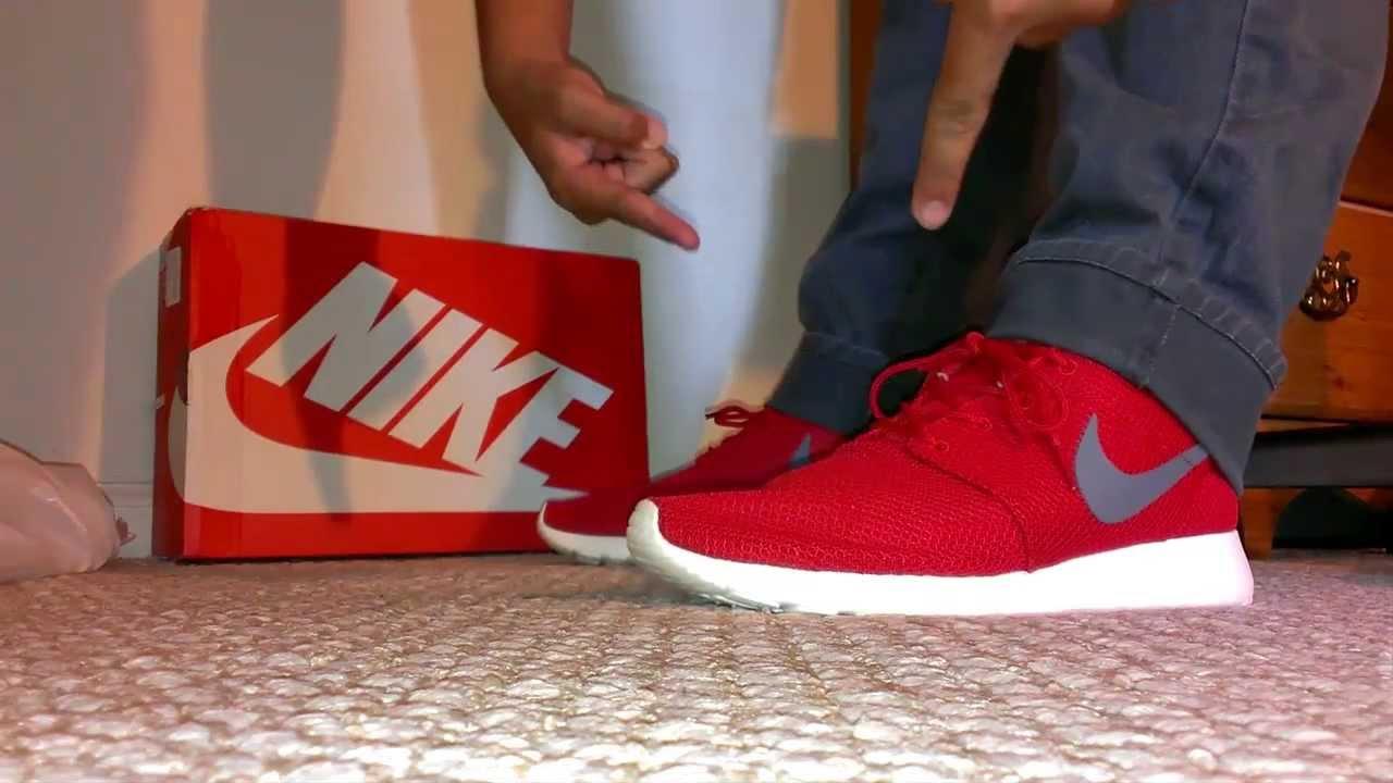 b5f3f01d43b8e Shoe Review  Nike Roshe Run