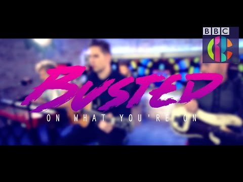 Busted 'On What You're On' live performance | CBBC Official Chart Show