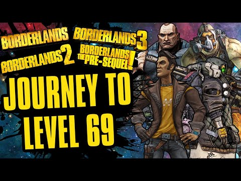 Four Times the Fun | 4 Borderlands Games, 1 Run | Part 1 |