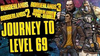 Four Times the Fun | 4 Borderlands Games, 1 Run | Part 1