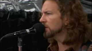 Pearl Jam - Immortality -  Immagine in Cornice
