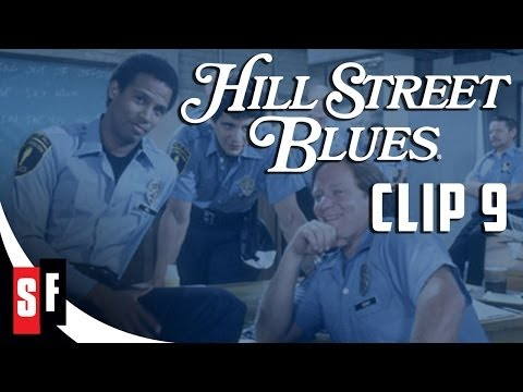 Hill Street Blues 910 Weitz Gets Beat Up By Hobos 1981