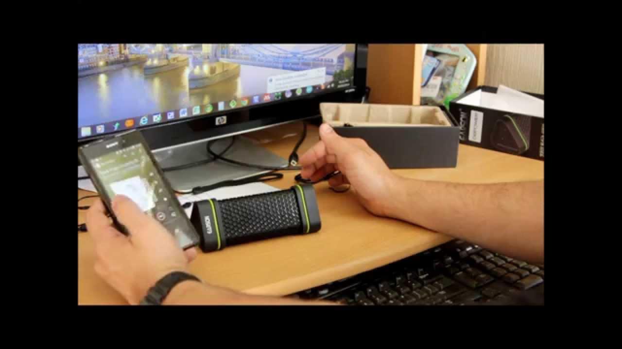 EARSON ER-151 Outdoor Sport Waterproof Shockproof Dust-proof Wireless Bluetooth Speaker