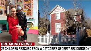 BREAKING: 26 CHILDREN RESCUED FROM CHILDCARE