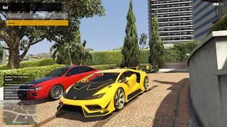 GTA V Lái Siêu Xe Lamborghini aventador Về Quê Ăn Tết Và Cái Kết Bị Đuổi Ra khỏi Nhà