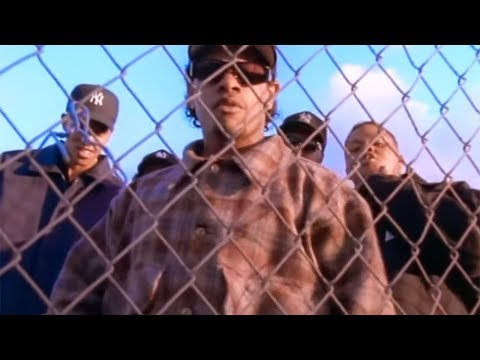 Eazy-E - Real Muthaphuckkin G's (Dirty) (Official Video) HD
