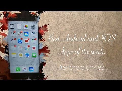Best Android & IOS Apps (October 2016)
