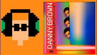 Gambar cover Danny Brown uknowhatimsayin¿ Album Review