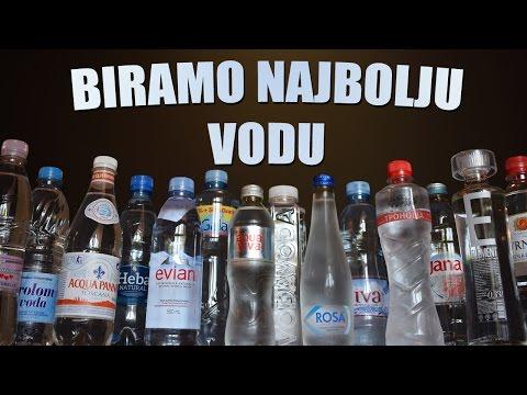 BIRAMO NAJBOLJU VODU U SRBIJI