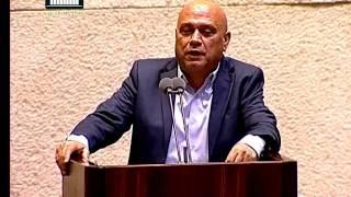 ערוץ הכנסת - עיסאווי פריג': אני מבולבל מתרומת המיליון לנתניהו, 6.6.16