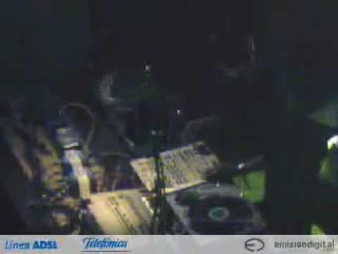 Jeff Mills live @ Sonar 2003