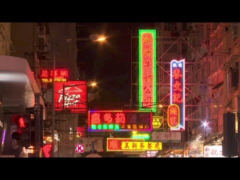 Future of Hong Kong's neon industry under threat